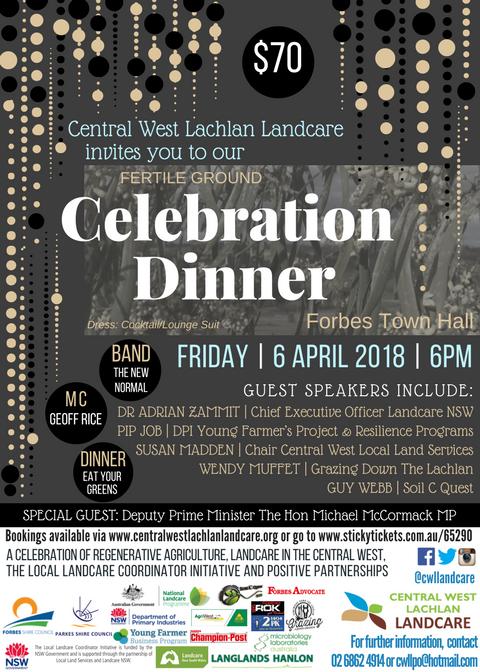 Fertile Ground Celebration Dinner 6-4-2018 (29-3 version)