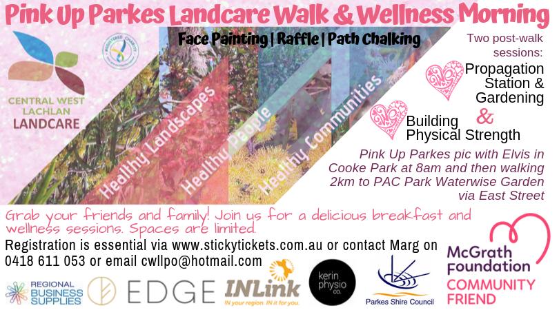 Landcare Walk & Wellness Morning