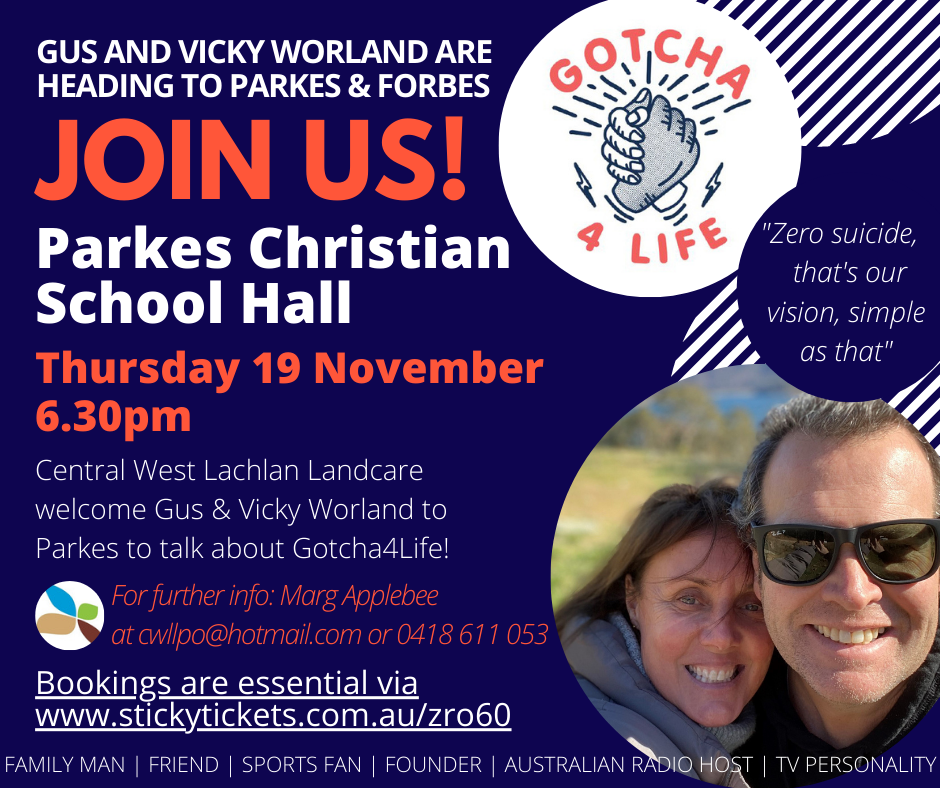 Gus & Vicky Worland flier (19-11-2020)